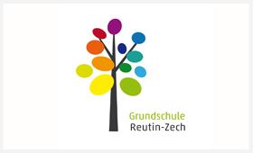 Logo & CI für die Grundschule Reutin-Zech