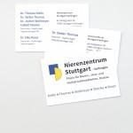 NierenzentrumStuttgart_Visitenkarten