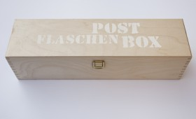 FlaschenPostBox