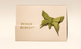Design bewegt – Direct Mailing