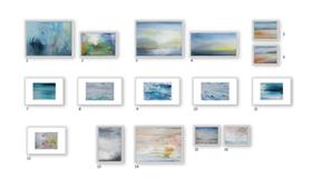 Ausstellung »Wasser, luftig«
